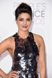 Priyanka Chopra – 2016 People's Choice Awards in Microsoft Theater in Los Angeles