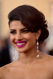 Priyanka Chopra – SAG Awards 2016 at Shrine Auditorium in Los Angeles