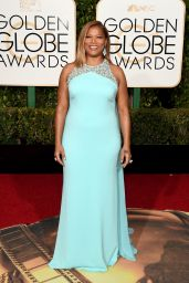 Queen Latifah – 2016 Golden Globe Awards in Beverly Hills