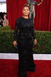 Queen Latifah – SAG Awards 2016 at Shrine Auditorium in Los Angeles