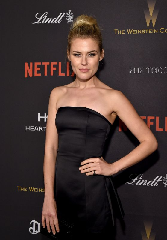 Rachael Taylor - The Weinstein Company & Netflix Golden Globe 2016 After Party in Beverly Hills