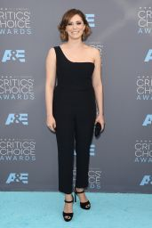 Rachel Bloom – 2016 Critics' Choice Awards in Santa Monica