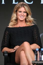 Rachel Hunter - Ovation 2016 Winter TCA Tour in Pasadena