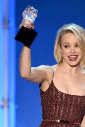 Rachel McAdams – 2016 Critics' Choice Awards in Santa Monica