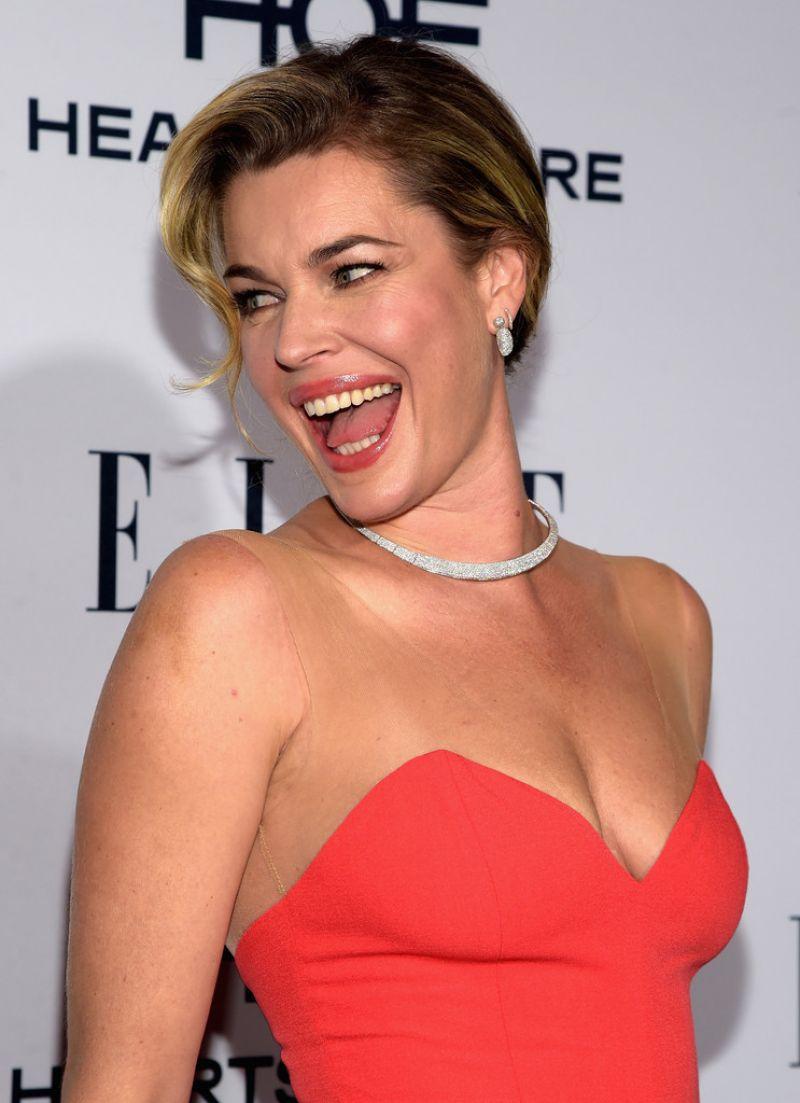 Rebecca Romijn – 2016 ELLE's Women in Television Celebration in ...