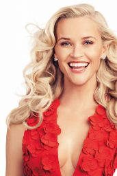 Reese Witherspoon - Photo Shoot for Harper