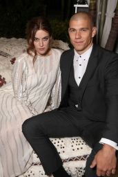 Riley Keough - Starz PreGolden Globes Celebration at Chateau Marmont, January 2016