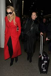 Rita Ora - Arriving in London on the Eurostar Train from Paris 1/26/2016
