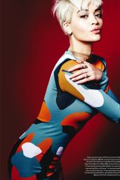 Rita Ora - Elle Magazine Canada February 2016 Issue