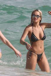 Rita Ora Hot in a Bikini – Beach in Miami 12/30/2015 Part II