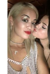 Rita Ora - Twitter and Instagram Personal Pics January 15-20 2016