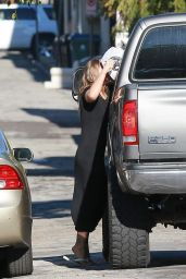 Ronda Rousey - Out in Los Angeles, January 2016