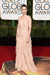 Rooney Mara – 2016 Golden Globe Awards in Beverly Hills