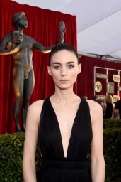 Rooney Mara - Screen Actors Guild Awards 2016 at Shrine Auditorium in Los Angeles
