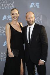 Rosie Huntington-Whiteley – 2016 Critics' Choice Awards in Santa Monica