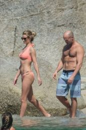 Rosie Huntington-Whiteley and Jason Statham - Phuket in Thailand 1/2/2016