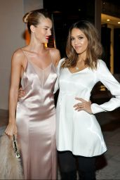 Rosie Huntington-Whiteley and Jessica Alba - Galvan's New Collection for Opening Ceremony in Los Angeles, January 2016