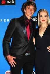 Sabine Lisicki - Hopman Cup Players Party at Crown Perth, January 2016