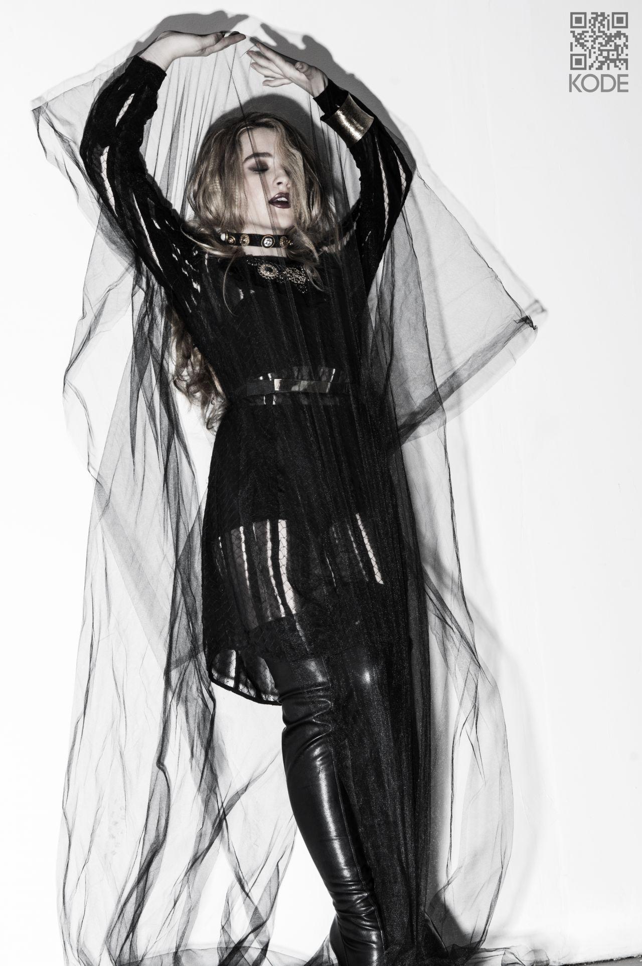 Sabrina Carpenter KODE Magazine Issue 9 December 2015 Issue