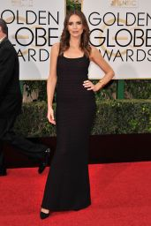 Saffron Burrow – 2016 Golden Globe Awards in Beverly Hills