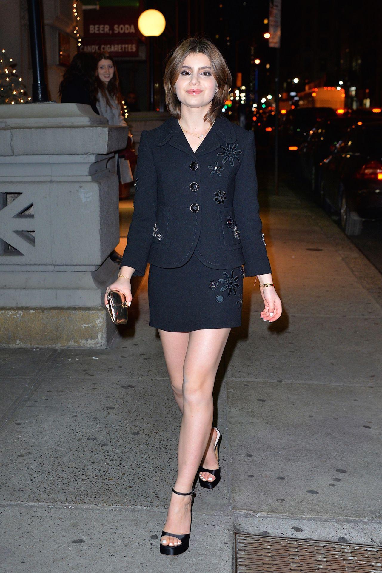 Sami Gayle Night Out Style Marc Jacobs Velvet Noir Major