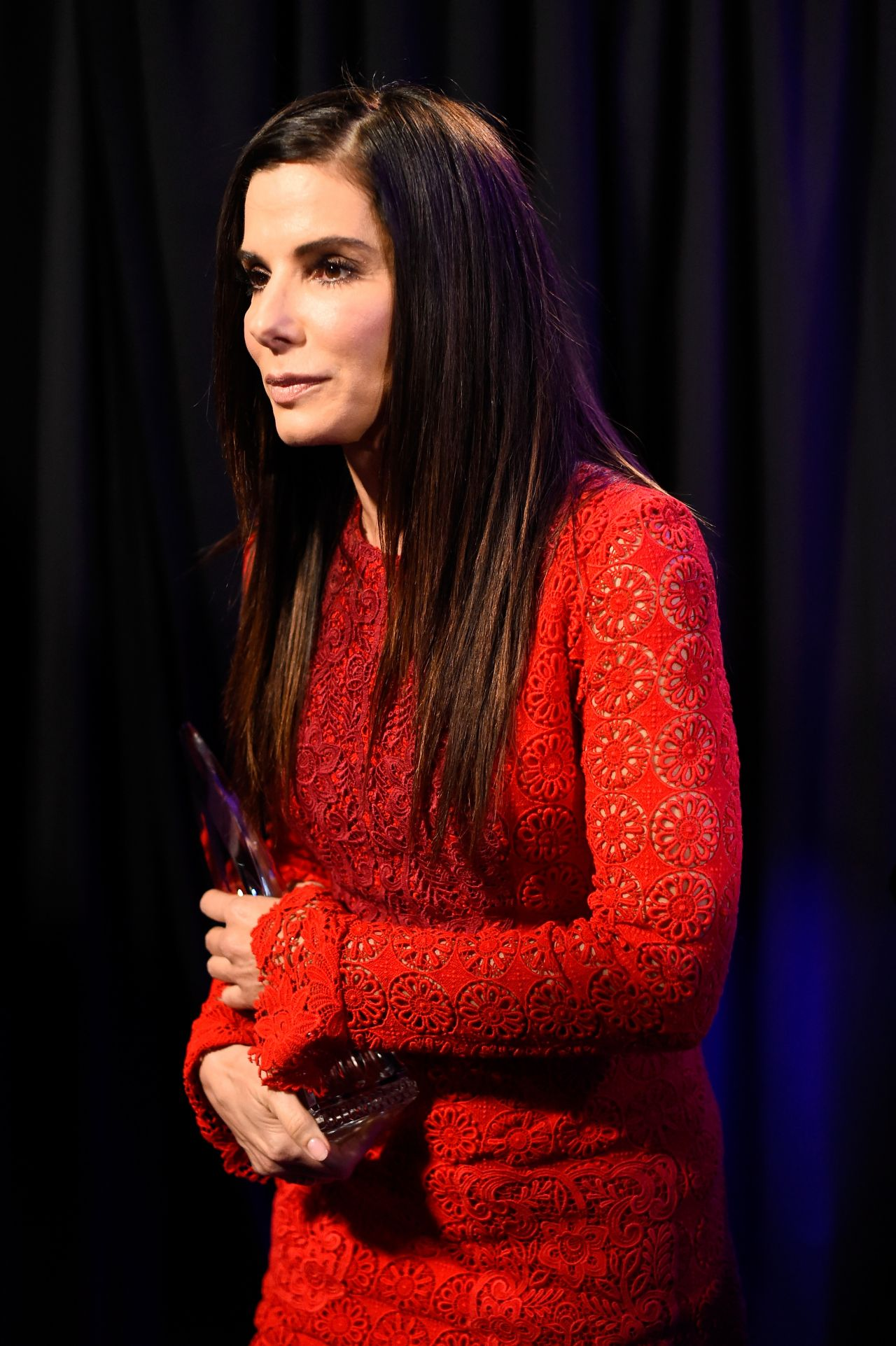 Sandra Bullock – 2016 People's Choice Awards in Microsoft ... Sandra Bullock