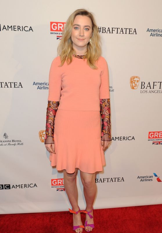 Saoirse Ronan - 2016 BAFTA Los Angeles Awards Season Tea in Los Angeles, CA