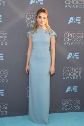 Saoirse Ronan – 2016 Critics' Choice Awards in Santa Monica