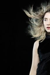 Saoirse Ronan - Photo Shoot for The Wrap Magazine December 2015