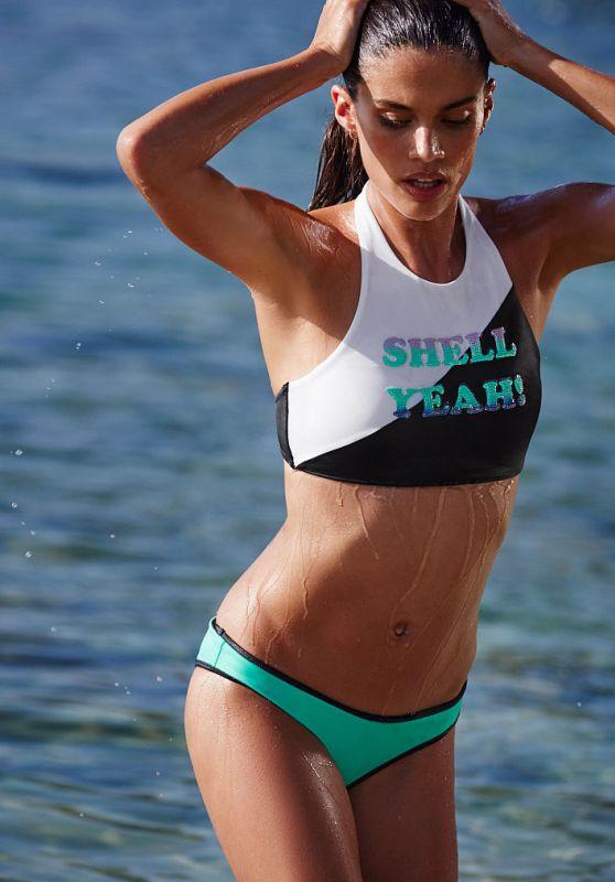 Sara Sampaio in Bikini - Victoria