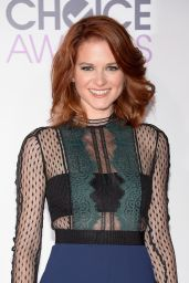 Sarah Drew – 2016 People's Choice Awards in Microsoft Theater in Los Angeles