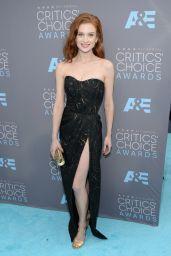 Sarah Hay – 2016 Critics' Choice Awards in Santa Monica