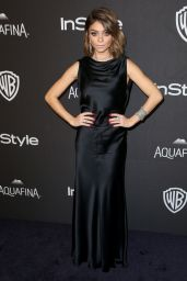 Sarah Hyland - InStyle And Warner Bros. Golden Globe Awards 2016 Post-Party in Beverly Hills