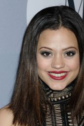Sarah Jeffery – Minnie Mouse Rocks The Dots Art And Fashion Exhibit in Los Angeles 01/22/2016