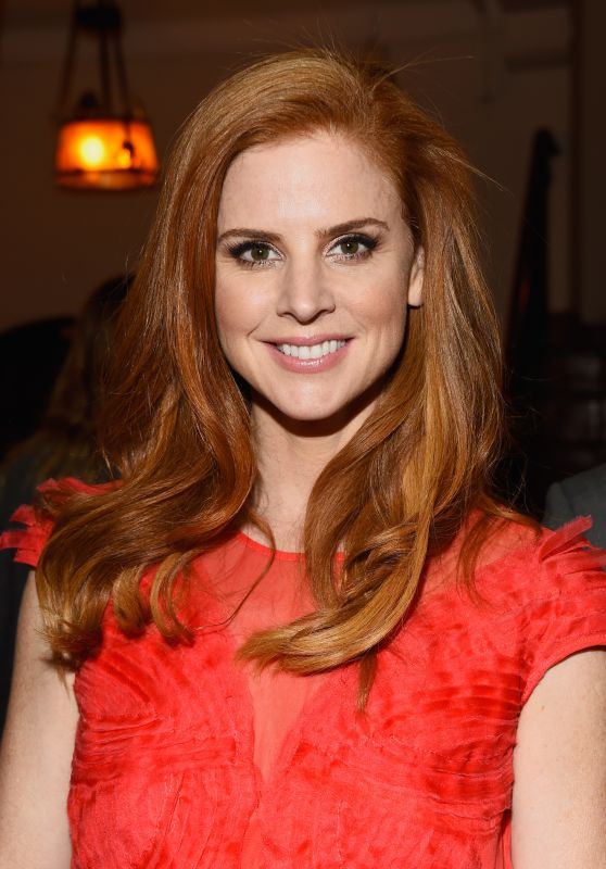 Sarah Rafferty – 2016 Entertainment Weekly Party for SAG Awards Nominees in Los Angeles