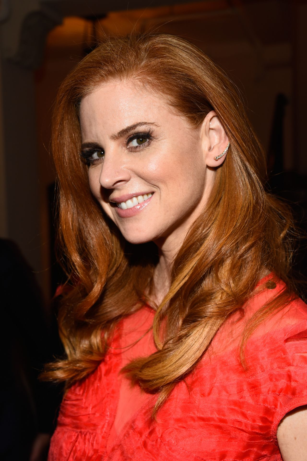 Sarah Rafferty 2016 Entertainment Weekly Party For Sag