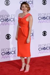 Sasha Alexander – 2016 People's Choice Awards in Microsoft Theater in Los Angeles