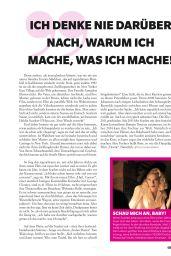 Scarlett Johansson - Cosmopolitan Magazine Germany Februay 2016 Issue