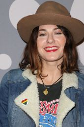 Scout Taylor-Compton – Minnie Mouse Rocks The Dots Art And Fashion Exhibit in Los Angeles 01/22/2016