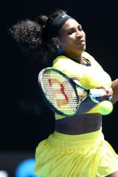 Serena Williams – 2016 Australian Open 2nd Round