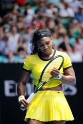 Serena Williams – 2016 Australian Open in Melbourne Quarterfinals
