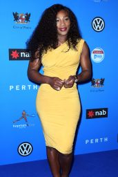 Serena Williams - Hopman Cup Players Party at Crown Perth, January 2016