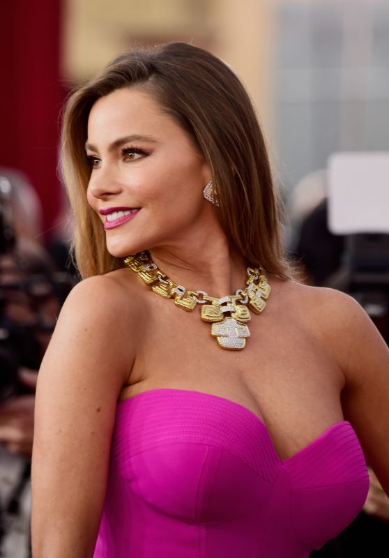 Sofía Vergara – SAG Awards 2016 at Shrine Auditorium in Los Angeles
