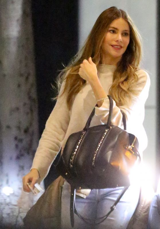 Sofia Vergara - Shopping in Beverly Hills 1/26/2016
