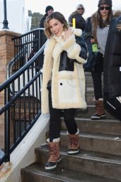Sophia Bush - Out in Park City, January 2016