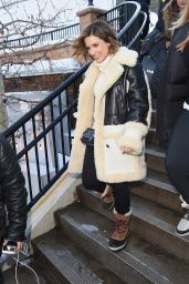 Sophia Bush - Out in Park City, January 2016