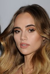 Suki Waterhouse - Inaugural Image Maker Awards Hosted by Marie Claire in Los Angeles, 1/12/2016