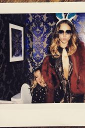 Suki Waterhouse – Twitter and Instagram Personal Pics January 1-20 2016