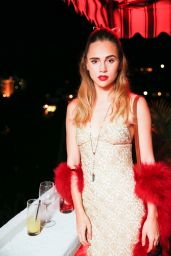 Suki Waterhouse – W Magazine's Best Performances Party in Los Angeles, January 2016