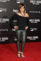 Tammy Townsend on Red Carpet -